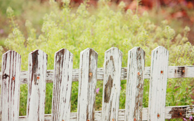 Réhabilitation de clôture, rénovation de cour extérieure et TVA à 10%